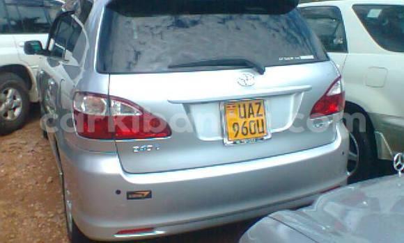 Buy Used Toyota Picnic Silver Car in Kampala in Uganda