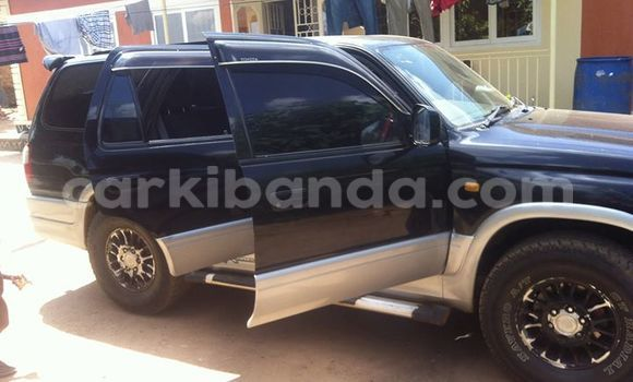 Buy Used Toyota Hilux Surf Black Car in Kampala in Uganda