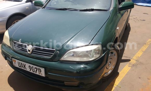 Buy Used Opel Astra Green Car in Kampala in Uganda