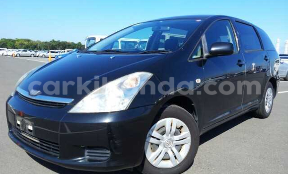 Buy New Toyota Wish Black Car in Arua in Uganda