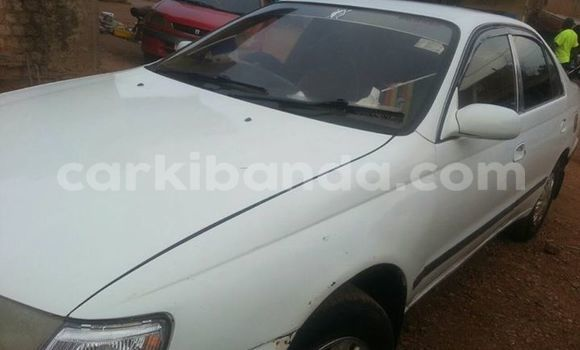 Buy Used Toyota Corona White Car in Kampala in Uganda