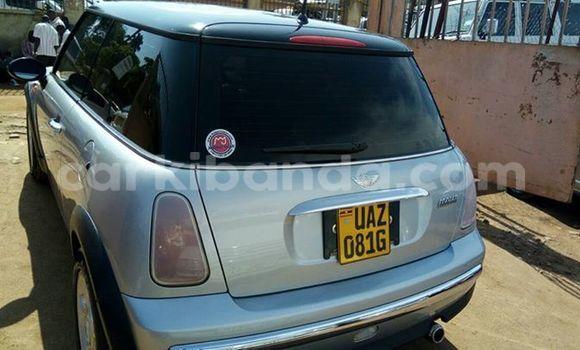 Buy Used Mini Cooper Silver Car in Kampala in Uganda