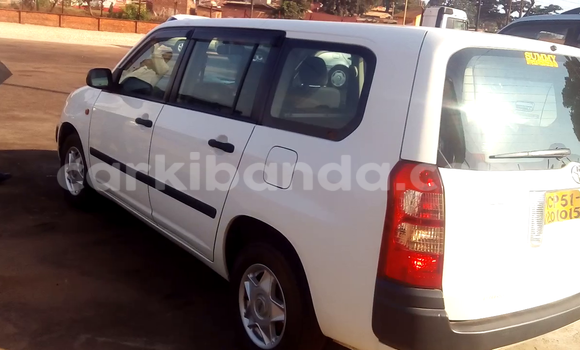 Buy Used Toyota Probox White Car in Arua in Uganda