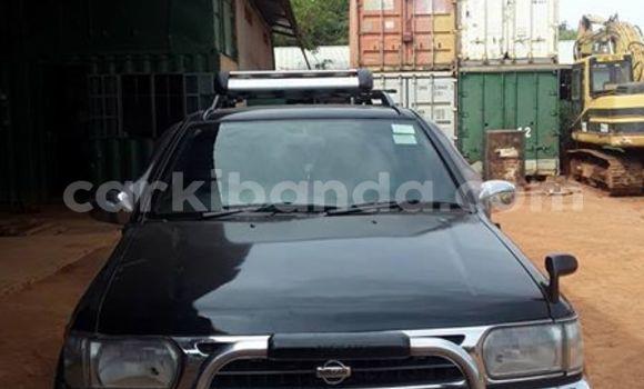 Buy Used Nissan Terrano Black Car in Kampala in Uganda
