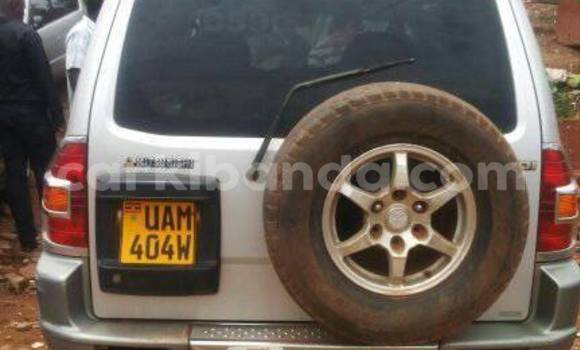 Buy Used Mitsubishi Pajero Silver Car in Kampala in Uganda