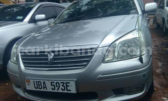 Buy Used Toyota Premio Silver Car in Kampala in Uganda