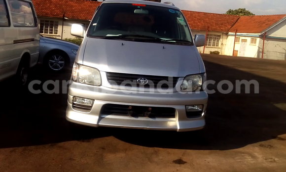 Buy Used Toyota Noah White Car in Arua in Uganda