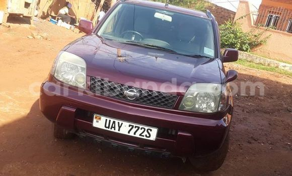 Buy Used Nissan X–Trail Red Car in Kampala in Uganda