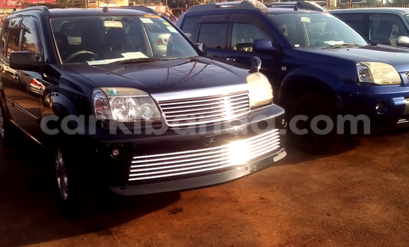 Buy Used Nissan X–Trail Black Car in Arua in Uganda