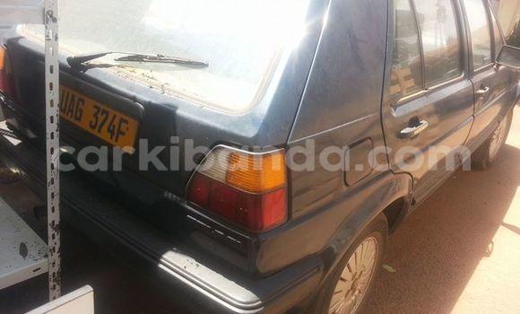 Acheter Occasion Voiture Volkswagen Golf Noir à Kampala au Ouganda