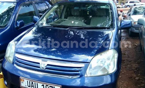 Buy Used Toyota Raum Blue Car in Kampala in Uganda