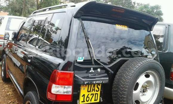 Buy Used Mitsubishi Pajero Black Car in Kampala in Uganda