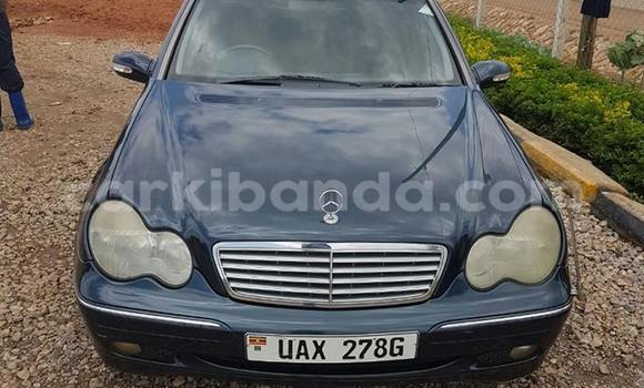 Buy Used Mercedes Benz C-Class Blue Car in Kampala in Uganda