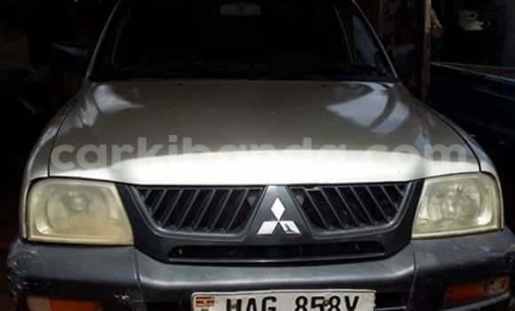 Buy Used Mitsubishi L200 Silver Car in Kampala in Uganda