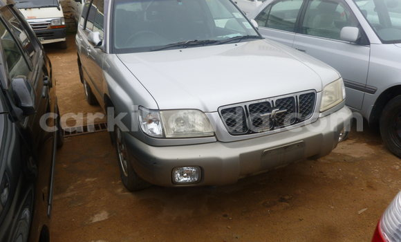 Buy Used Subaru Outback Silver Car in Arua in Uganda