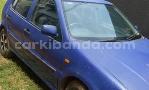Buy Used Volkswagen Polo Blue Car in Kampala in Uganda