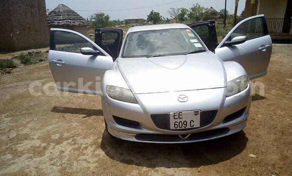 Buy Used Mazda RX–8 Silver Car in Kampala in Uganda