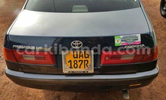 Buy Used Toyota Premio Blue Car in Kampala in Uganda