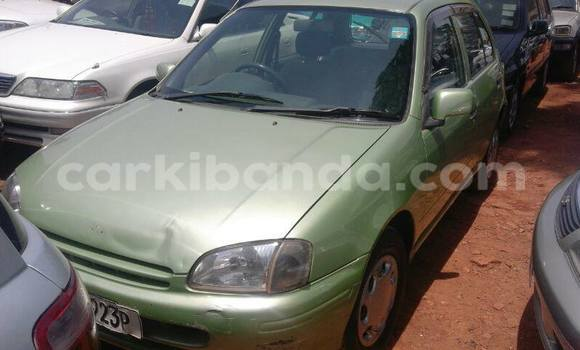 Buy Used Toyota Starlet Other Car in Kampala in Uganda