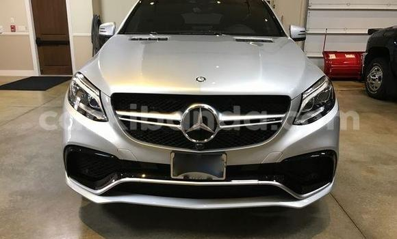 Buy Used Mercedes‒Benz GL–Class Silver Car in Kampala in Uganda