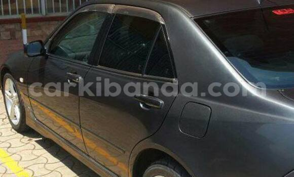 Buy Used Toyota Altezza Black Car in Kampala in Uganda