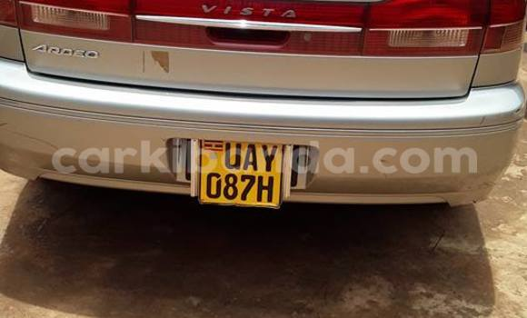 Buy Used Toyota Vista Silver Car in Kampala in Uganda