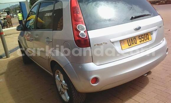 Buy Used Ford Fiesta Silver Car in Kampala in Uganda