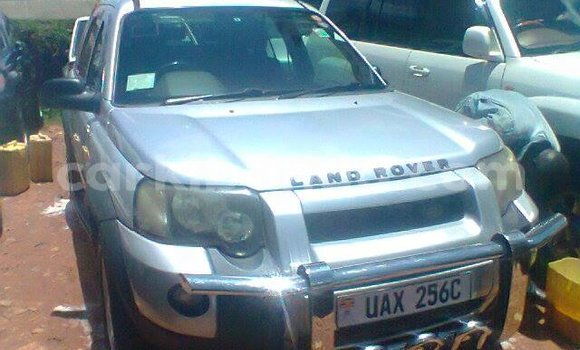 Buy Used Land Rover Defender Silver Car in Kampala in Uganda