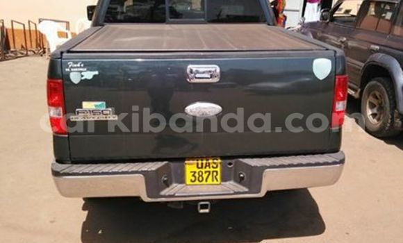 Buy Used Ford Ranger Black Car in Kampala in Uganda