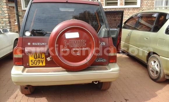 Nunua Ilio tumika Suzuki Escudo Nyingine Gari ndani ya Kabale nchini Uganda