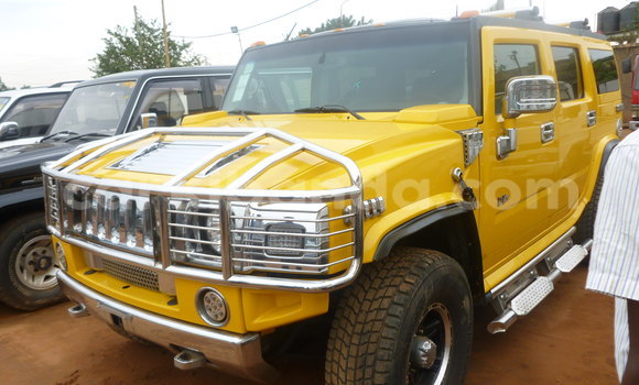 Buy Used Hummer H2 Other Car in Kampala in Uganda