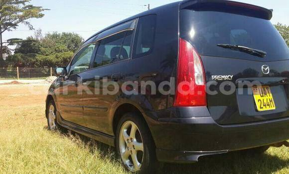 Buy Used Mazda Premacy Black Car in Kampala in Uganda