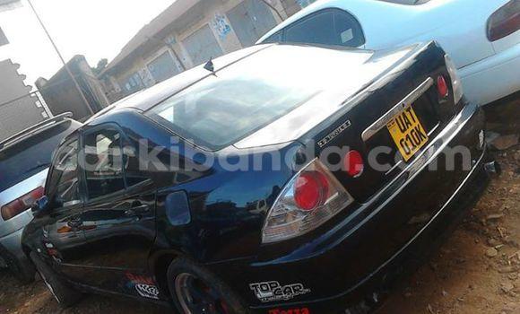 Buy Used Toyota Altezza Black Car in Kampala in Uganda