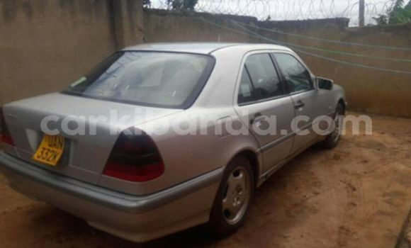 Buy Used Mercedes Benz 200 Silver Car in Kampala in Uganda