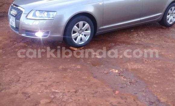 Buy Used Audi A6 Silver Car in Kampala in Uganda