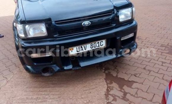Buy Used Nissan Terrano Black Car in Kampala in Uganda