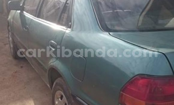Buy Used Toyota Corolla Green Car in Kampala in Uganda