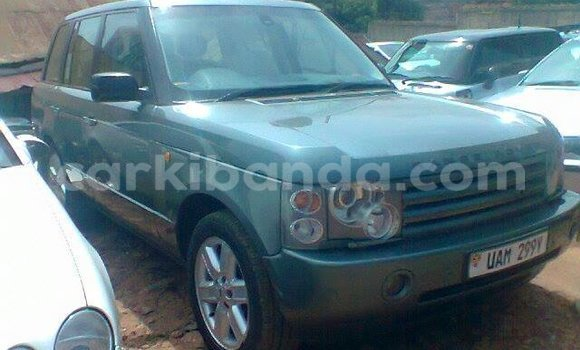 Buy Used Land Rover Range Rover Vogue Green Car in Kampala in Uganda
