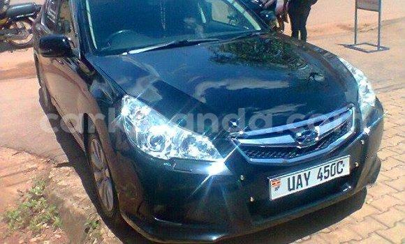 Buy Used Subaru Legacy Black Car in Kampala in Uganda
