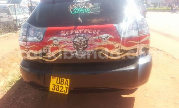 Buy Used Toyota Harrier Red Car in Kampala in Uganda