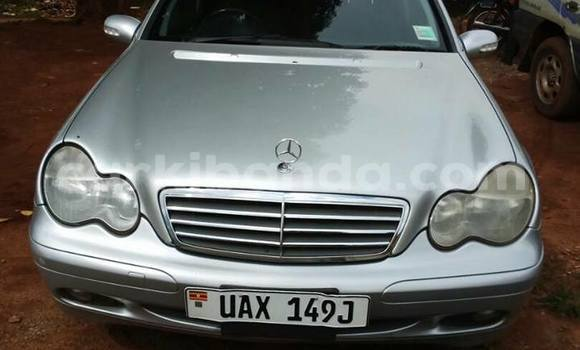 Buy Used Mercedes Benz C-Class Silver Car in Kampala in Uganda