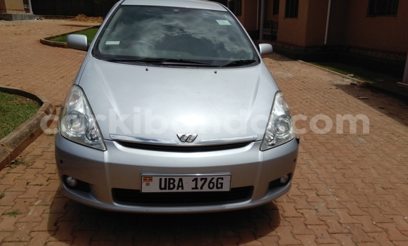 Buy Used Toyota Wish Silver Car in Arua in Uganda
