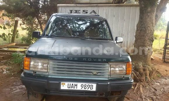 Buy Used Land Rover Range Rover Black Car in Kampala in Uganda