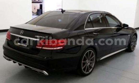 Buy Used Mercedes Benz E–Class Black Car in Mbarara in Uganda