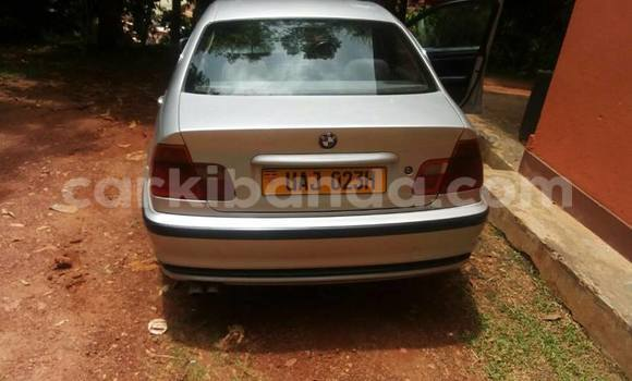 Buy Used BMW 3-Series Silver Car in Kampala in Uganda