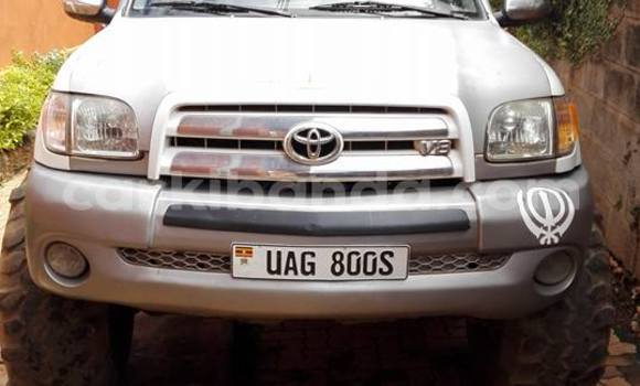 Buy Used Toyota Tundra Silver Car in Kampala in Uganda
