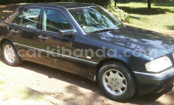 Buy Used Mercedes Benz C-Class Black Car in Arua in Uganda