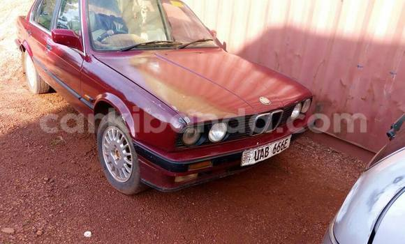 Buy Used BMW 3–Series Red Car in Kampala in Uganda