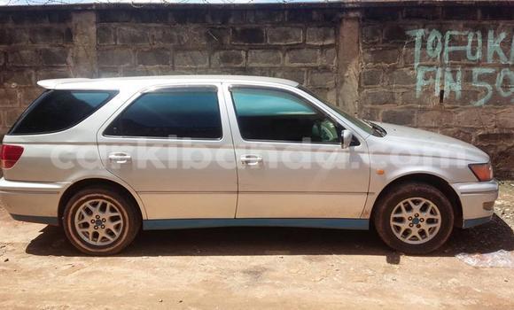 Buy Used Toyota Vista Silver Car in Kampala in Uganda