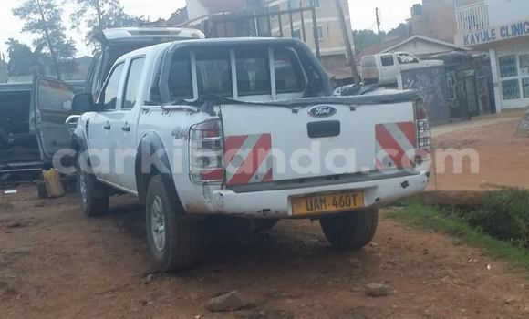 Buy Used Ford Ranger White Car in Kampala in Uganda